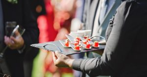 De 5 catering trends van 2018