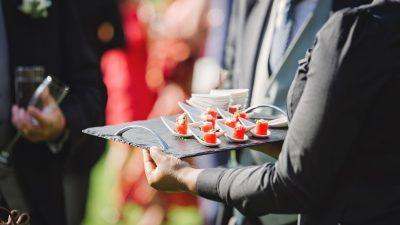 De 5 catering trends van 2018