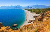 Het weer in Antalya