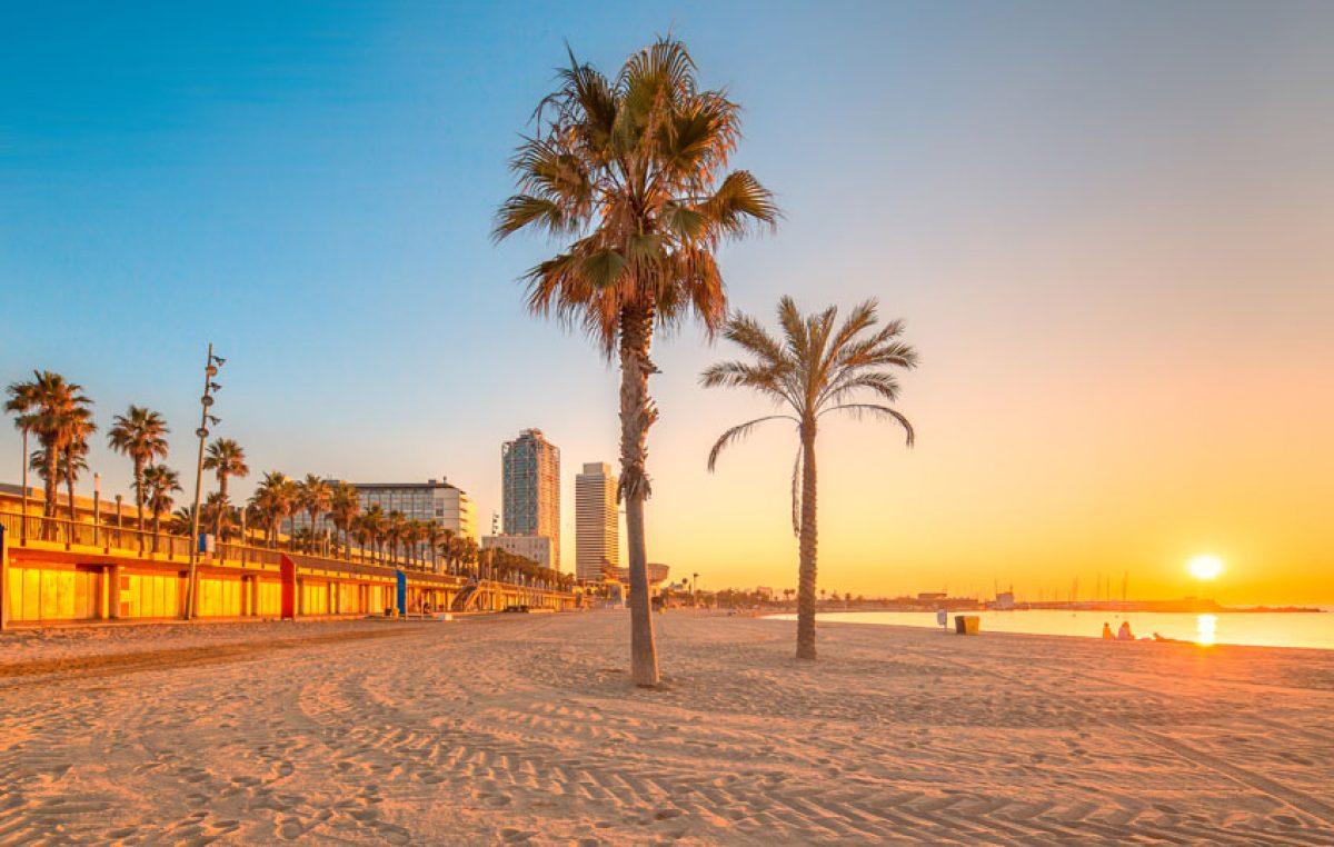 Klimaat van Barcelona