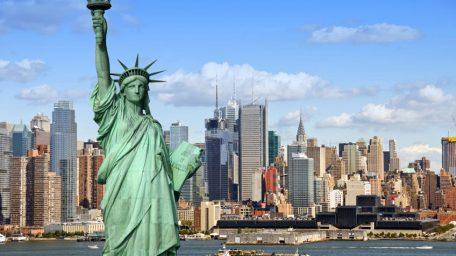 Bekende plekken in Amerika