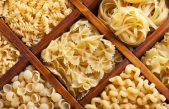 Pasta met kikkererwten