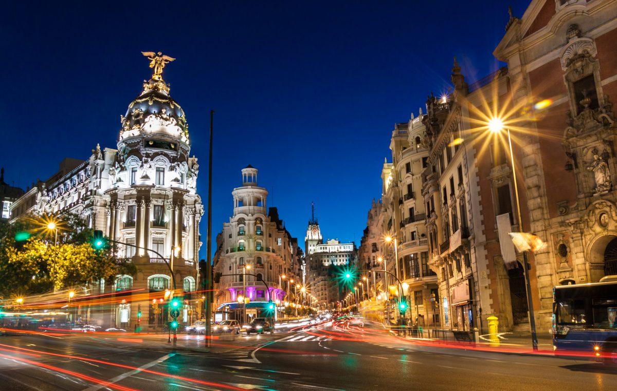 Madrid bezienswaardigheden