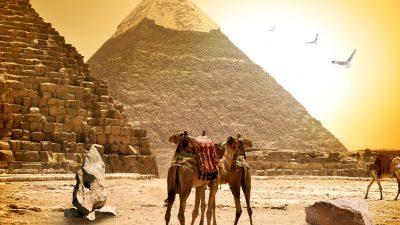 Geschiedenis Egypte