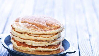 Haverpannenkoeken recept