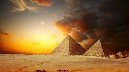 Klimaat Egypte