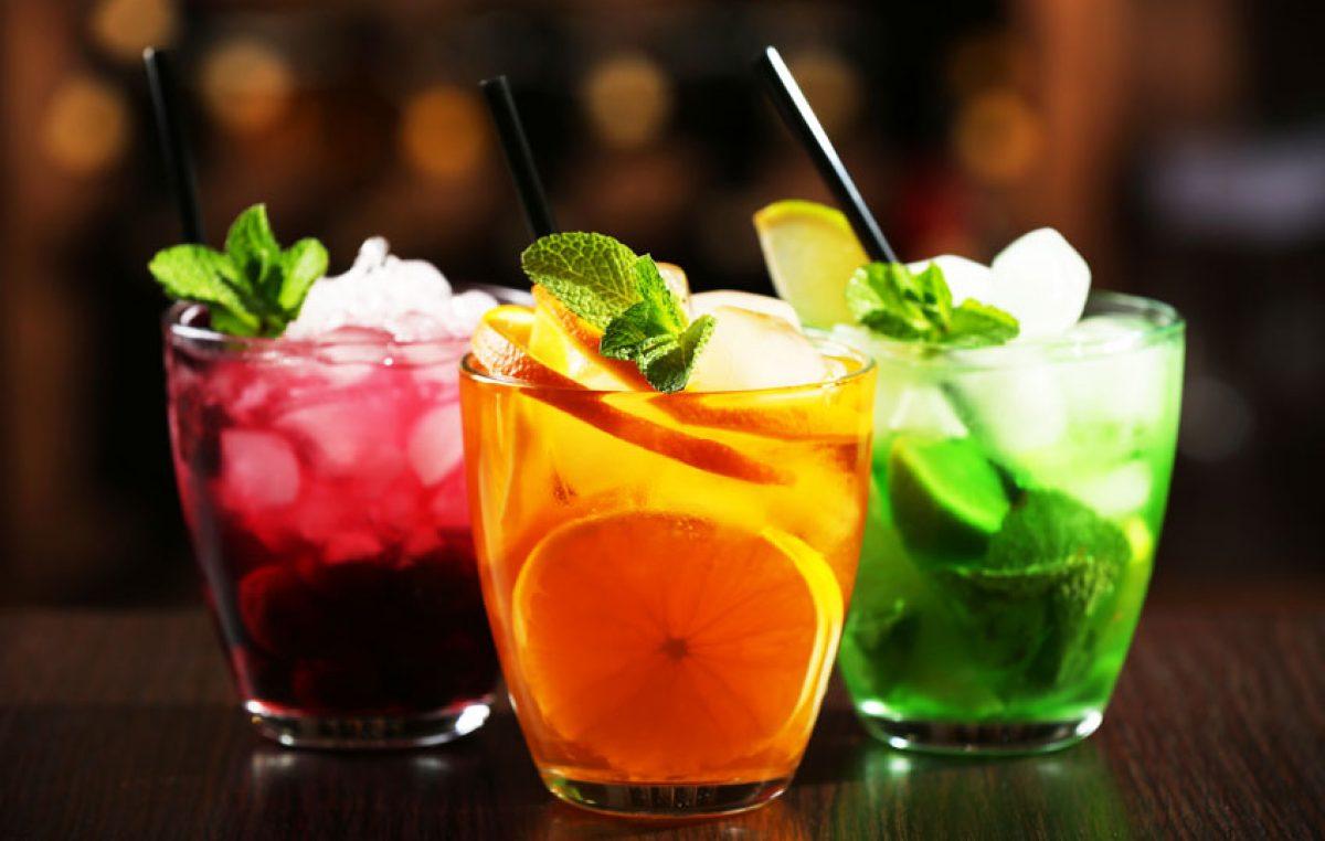 Lekkere cocktails maken