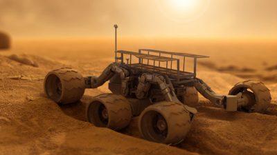 Missie op Mars?