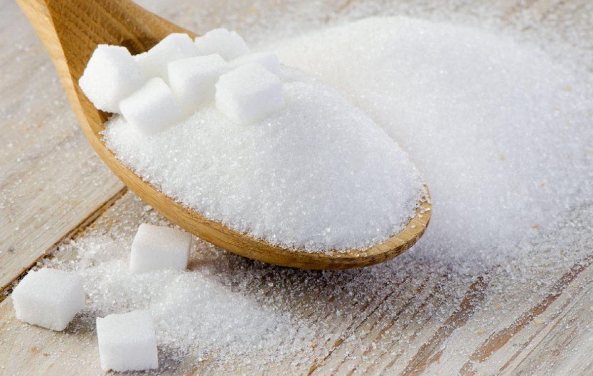 Suiker het witte gif