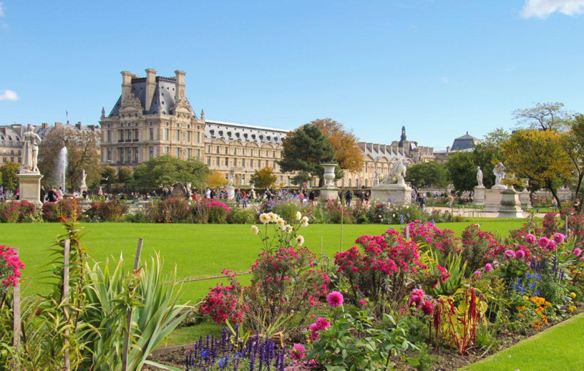 Tuileres Garden