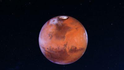 Zichtbaarheid Mars