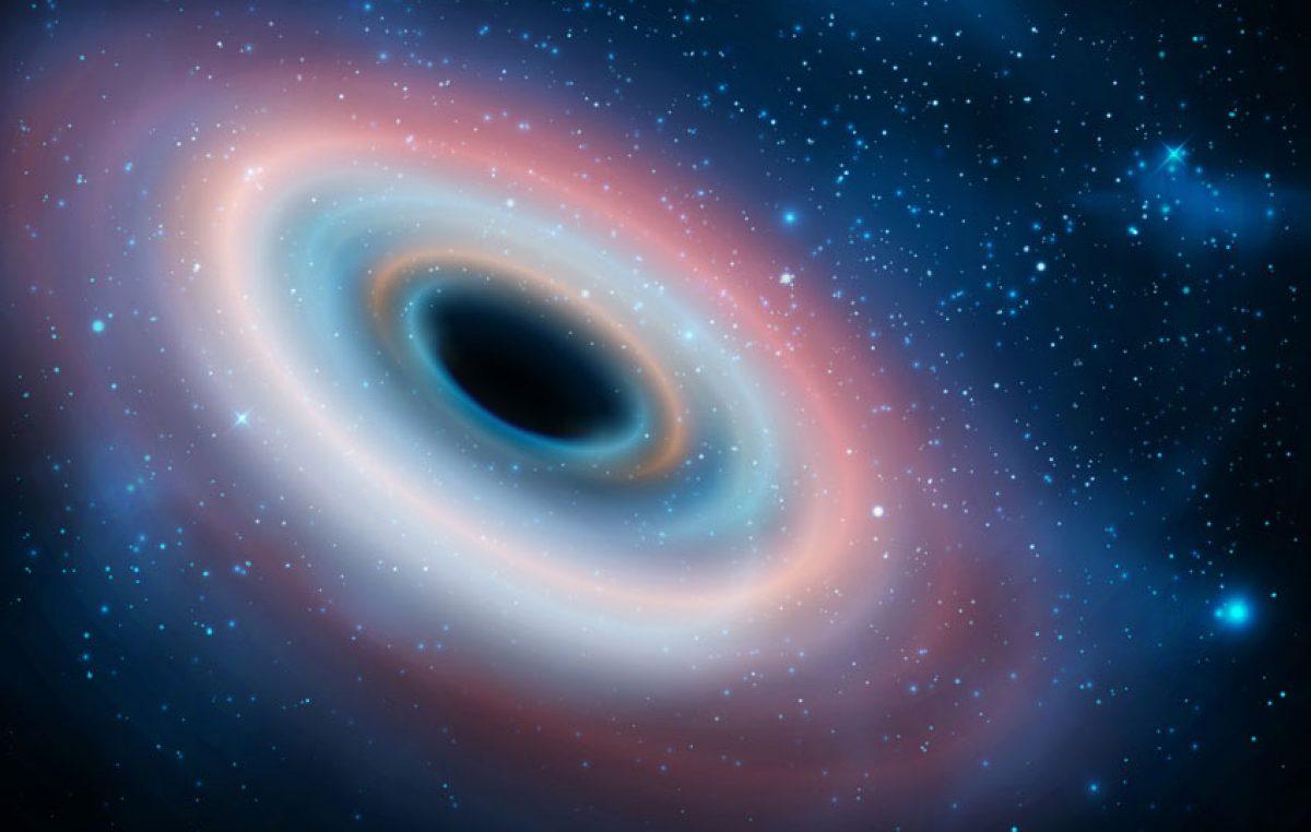 Hoe ontstaan zwarte gaten