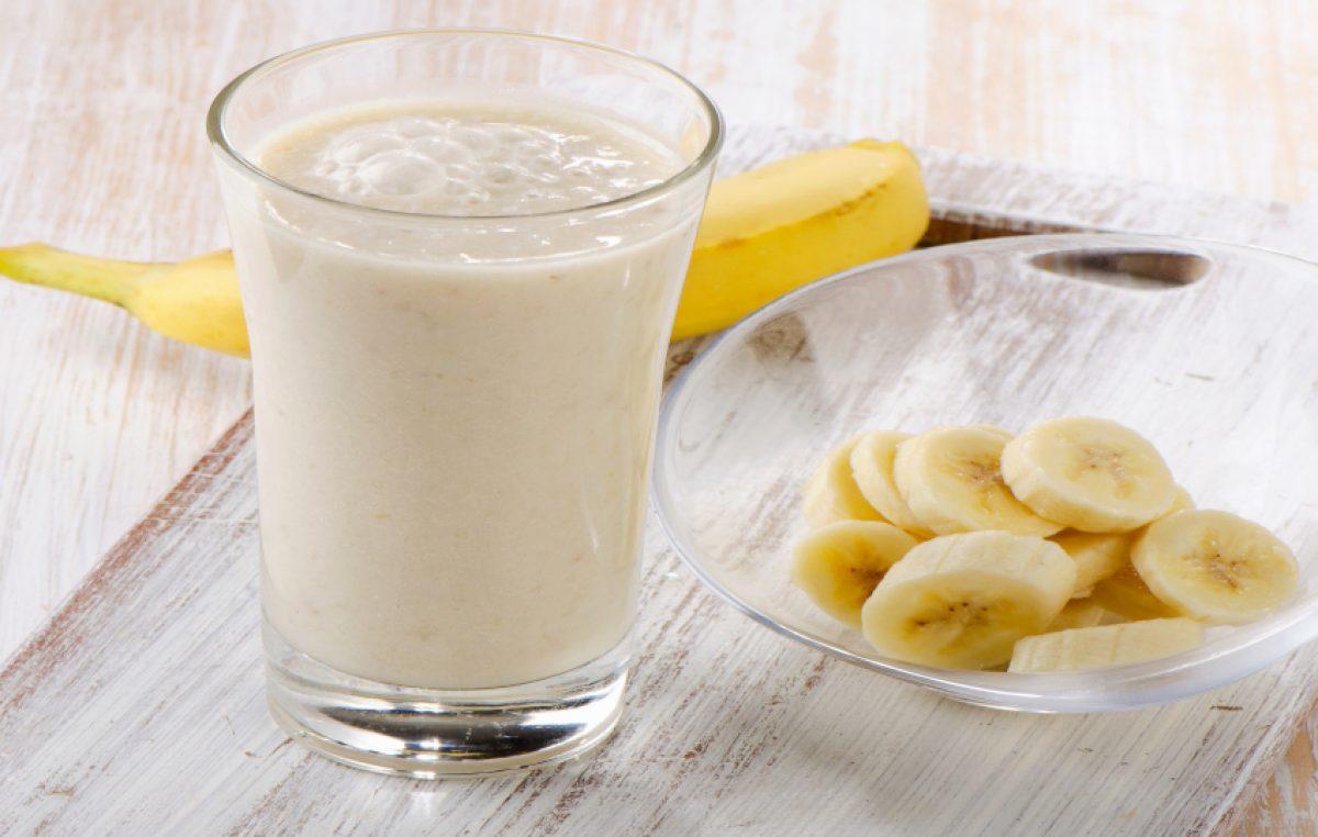 Bananen smoothies