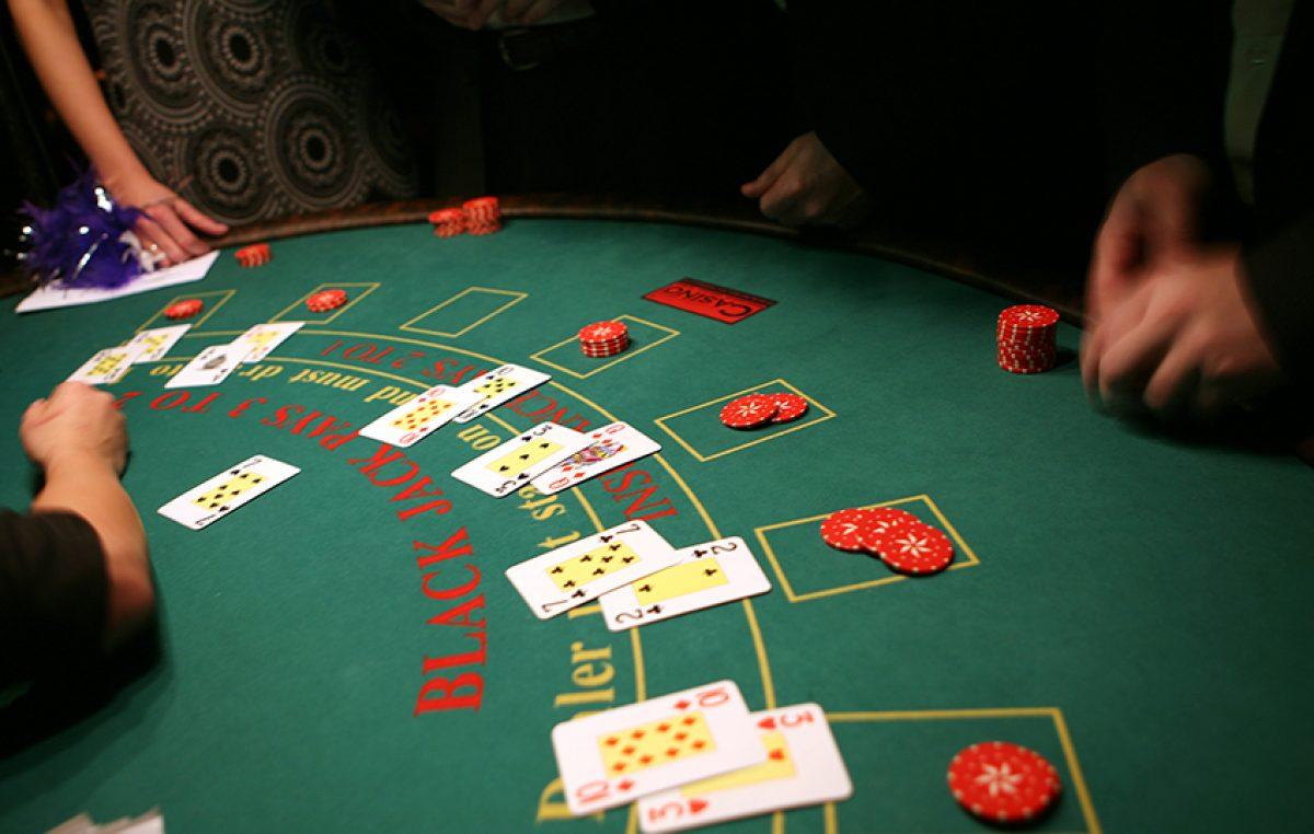 Casino en uitleg van blackjack