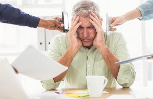Symptoom burnout