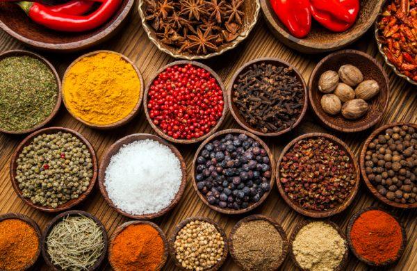 Geschiedenis van specerijen