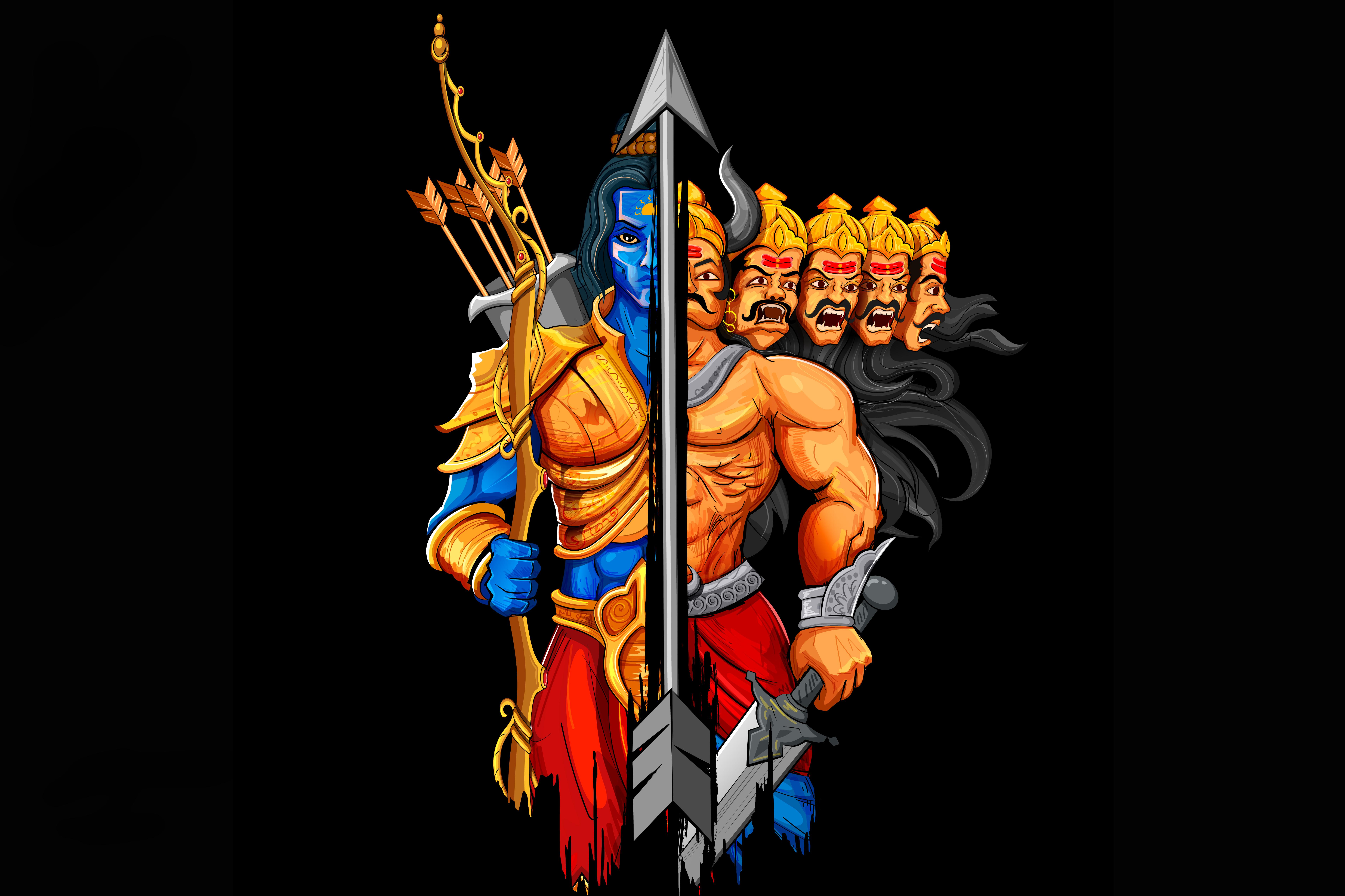 hindoestaanse-mythologie
