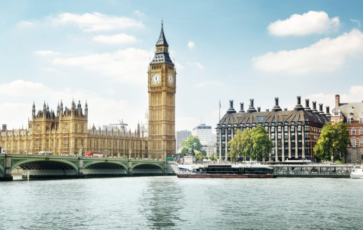 Londen - Informatie Begin