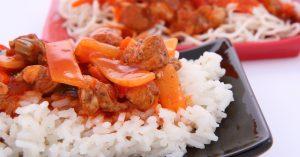 Verschil bami en nasi