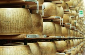 Parmezaanse kaas bewaren