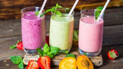 Gezondheidsdrankjes & smoothies
