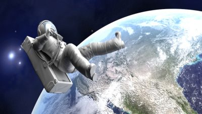 Wat is een spacewalk?