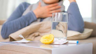 Symptomen van griep